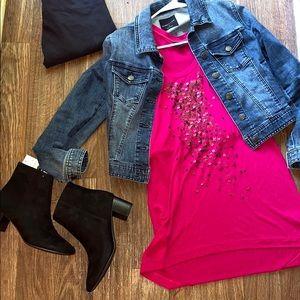 👽Pretty pink top
